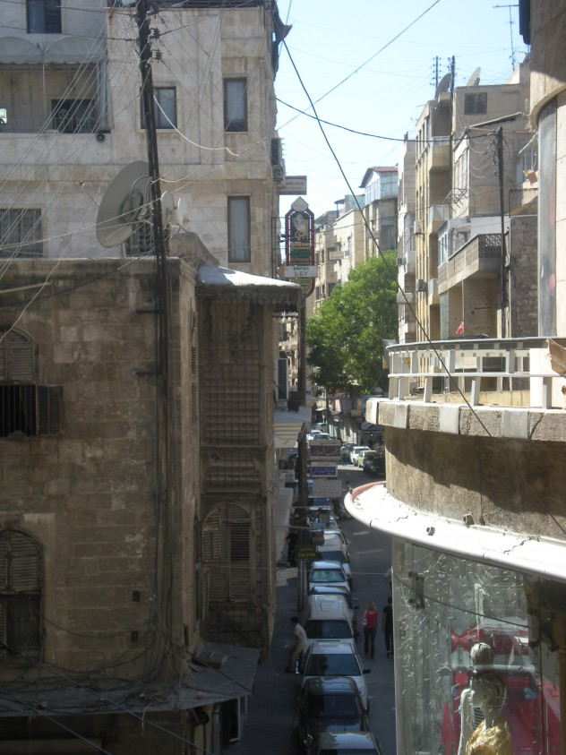 Street in Syria