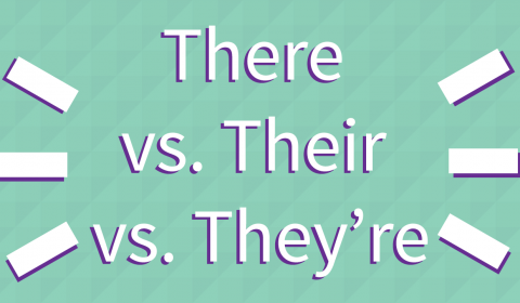 There vs. Their vs. They're