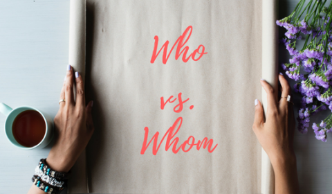 Who vs. whom